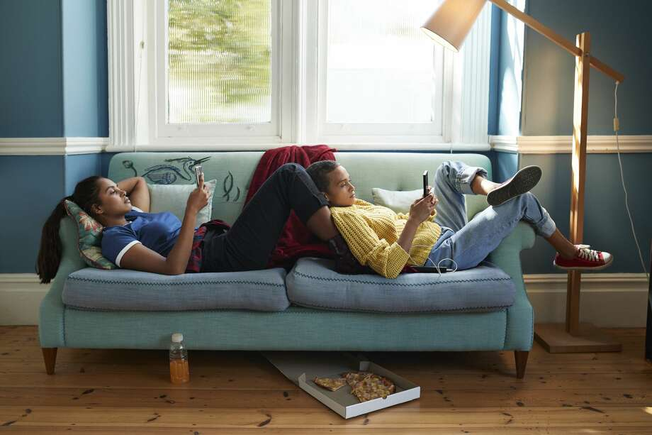 In April 2020, 32 million adults lived with their parents, the highest number on record, and more than 80% of those who recently moved back in with their parents are Gen Zers. Photo: Klaus Vedfelt/Getty Images