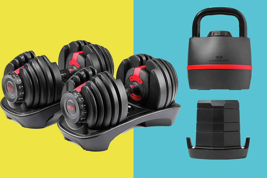 weights Photo: Bowflex