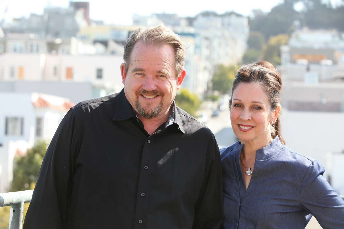 Byron Kuth and Liz Ranieri of Kuth Ranieri Architects in SF