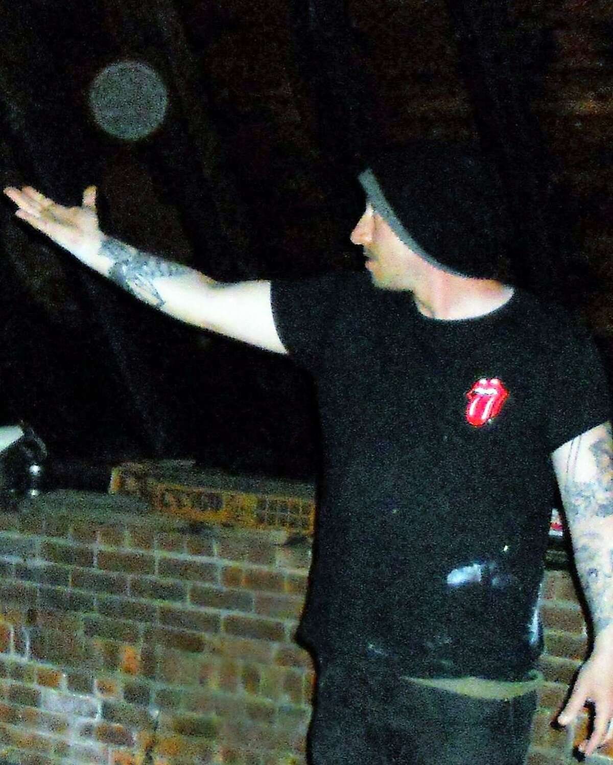 Nick Grossman investigates strange happenings at The Twisted Vine in Derby.