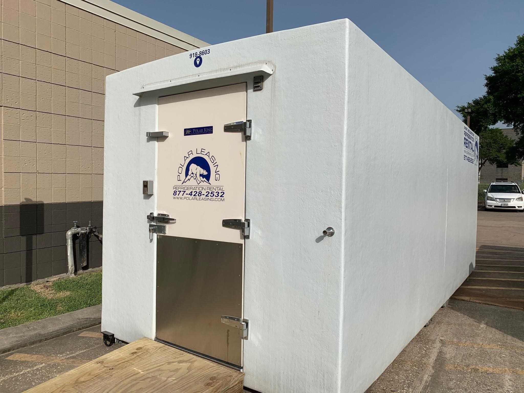 Webb County morgue at capacity amid surge of deaths due to COVID, border crossings