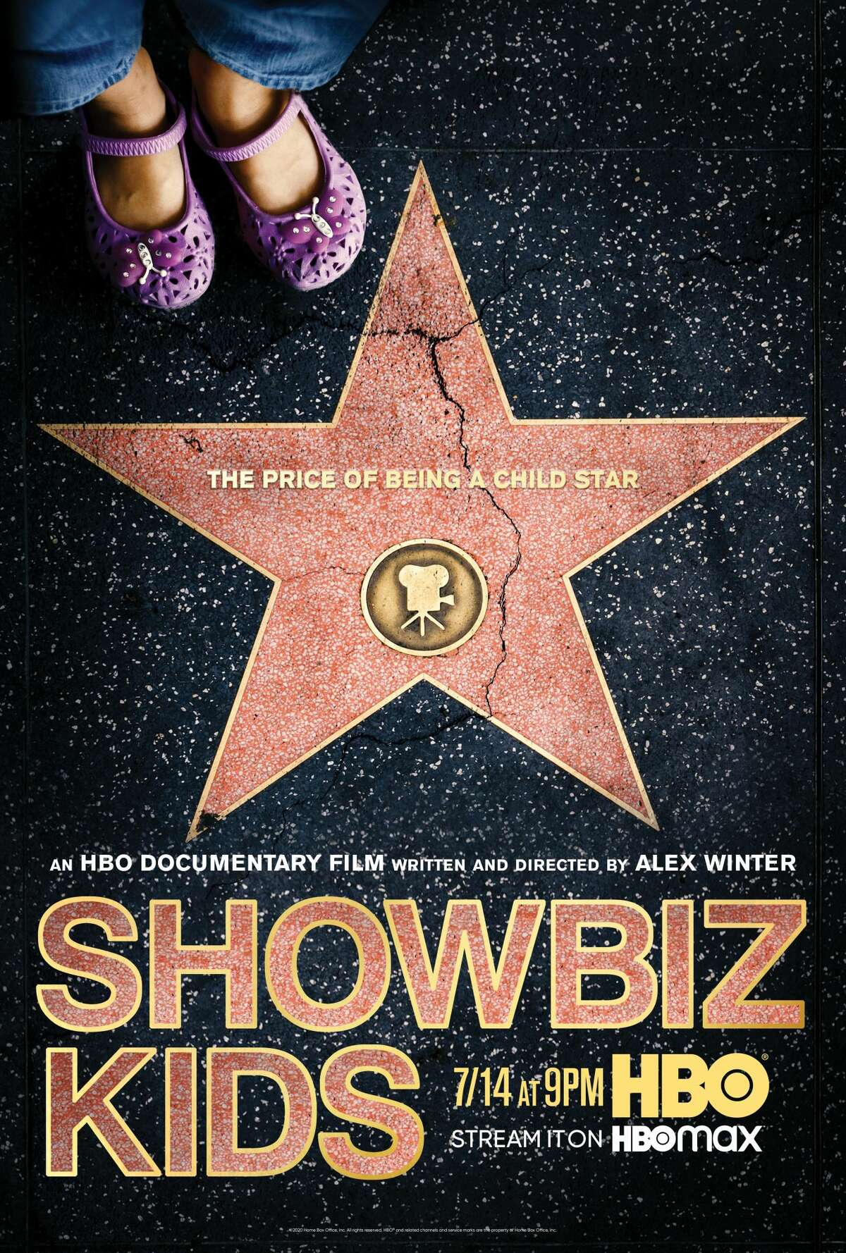 """Alex Winter directed the new HBO documentary """"Showbiz Kids,""""premiering July 14, 2020."""