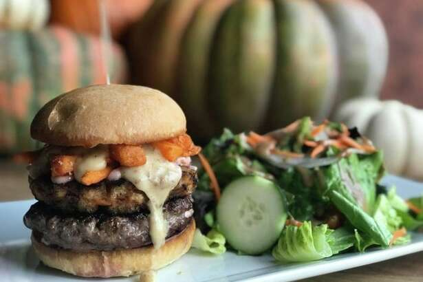 Creative menu items are a staple at Flipside Burgers & Bar, which has opened its doors at 1 Schooner Lane in Milford.
