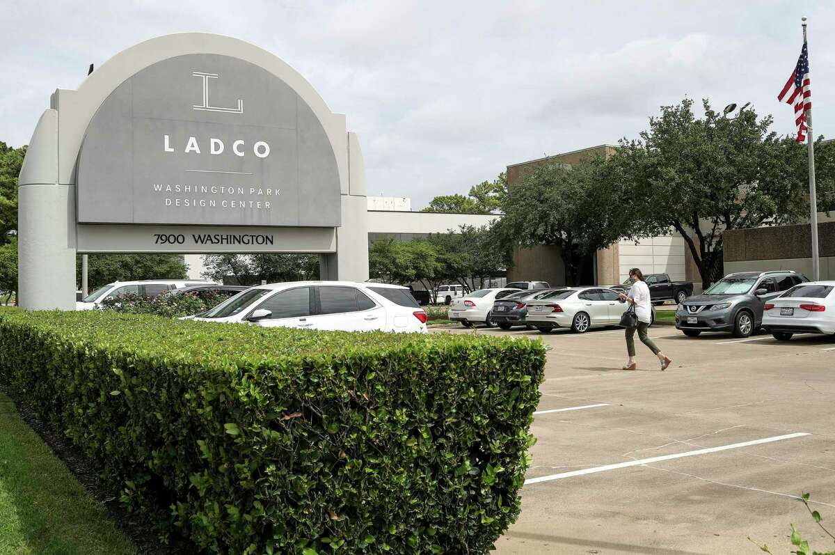 The Shops at Ladco, photographed Monday, June 29, 2020, in Houston.