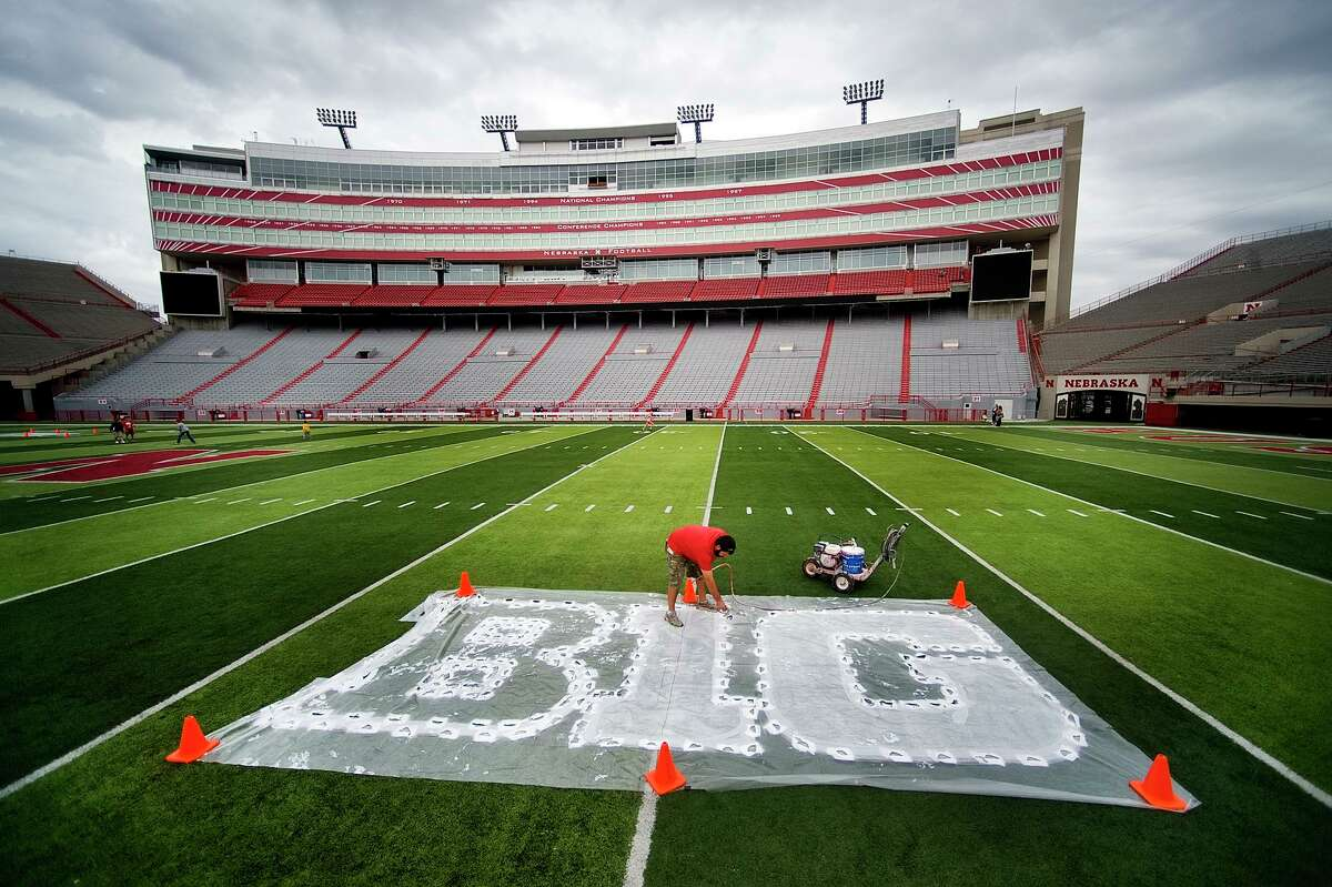 The Big Ten Conference announced Thursday, July 9, 2020 it will not play nonconference games in football or several other sports this fall because of the coronavirus pandemic.