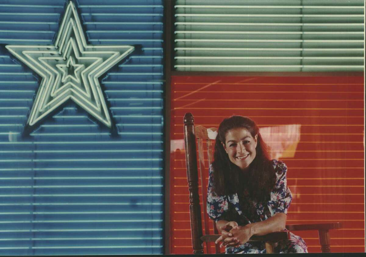 Jo Ann Andera, Festival Director for the Institute of Texan Cultures
