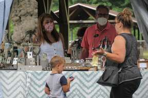 The Great Lakes Market hosted its Summer Market on Saturday and Sunday, July 11-12 at Emerson Park in Midland.