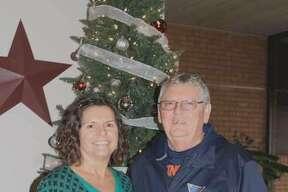 Frank and Barb Davis