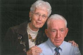 Joe and Mary Helen Schnelt