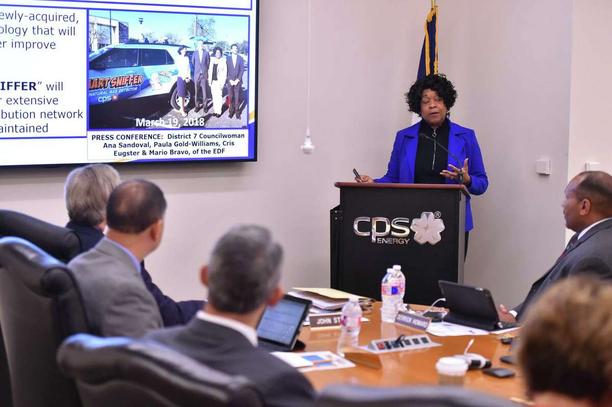 CPS Energy President/CEO Paula Gold-Williams and the board of trustees could adopt policies that address the inequalities in the community it serves.