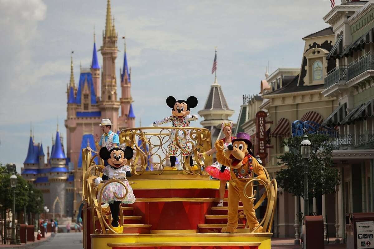 LAKE BUENA VISTA, FL - JULY 11: In this handout photo provided by Walt Disney World Resort, Mickey Mouse will star in the