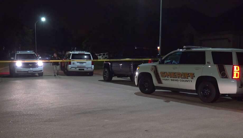 The Fort Bend County Sheriff's Office responded early Sunday to reports of a shooting at a Katy home. Photo: Onscene