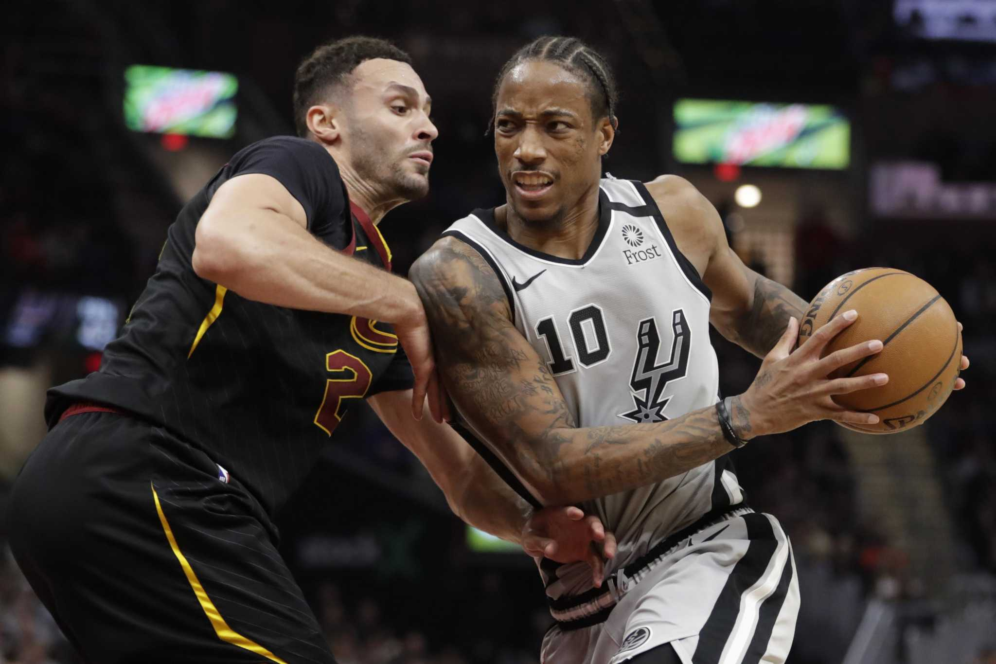 For Spurs, time to see if 'loose poodles' can hunt playoff bid