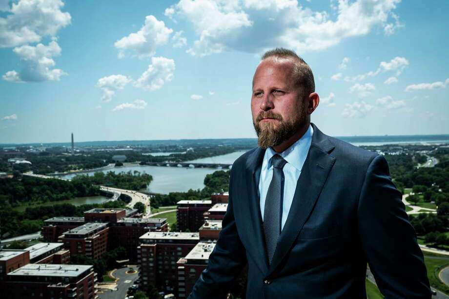 Brad Parscale at the Northern Virginia Republican National Convention annex in July 2019 in Arlington, Va. Photo: Washington Post Photo By Jabin Botsford / The Washington Post