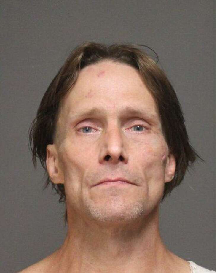 Joseph Palmer, 50, was charged for an alleged hit-and-run at a party that resulted in a person suffering a broken foot and ankle, according to police. Photo: / Fairfield Police Department