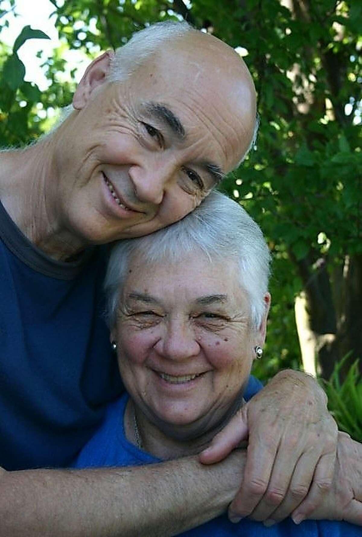 Tony and Margy Wilkinson