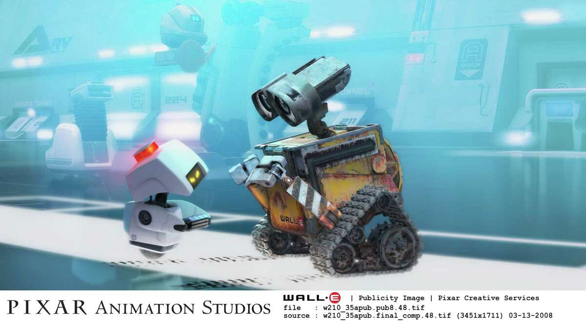 ''WALL E'' A©Disney/PIXAR. All Righs Reserved
