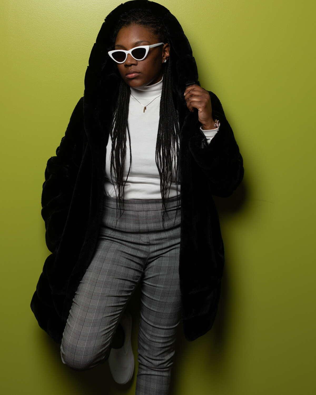 Kemiyah Griffin, aka Ke $upreme (Eddie Quinn Photography)