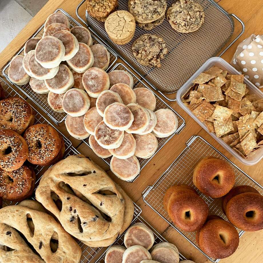 A sampling of what 5 Mile River Baking has to offer. Photo: 5 Mile River Baking /