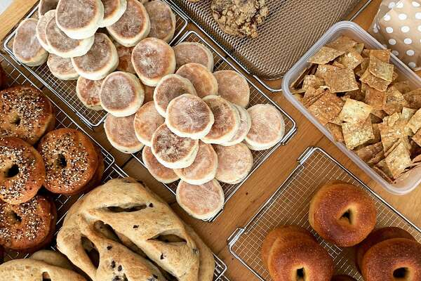 A sampling of what 5 Mile River Baking has to offer.