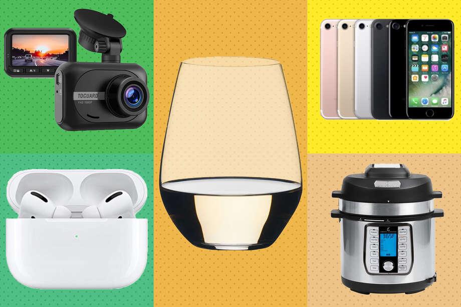 . Photo: Apple, Emeril, Nokia, Amazon