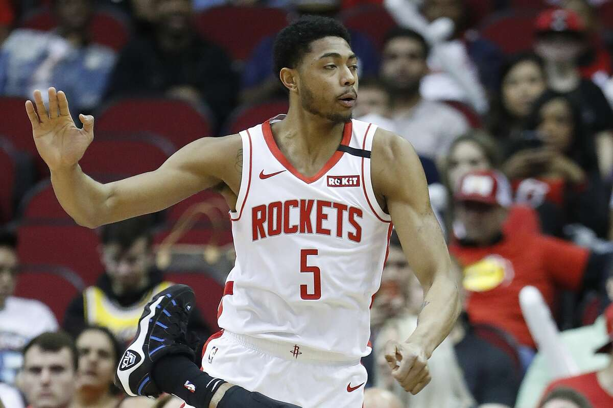 Rockets forward Bruno Caboclo has to return to quarantine after violating the initial protocols when the team arrived at the NBA bubble outside Orlando last week.