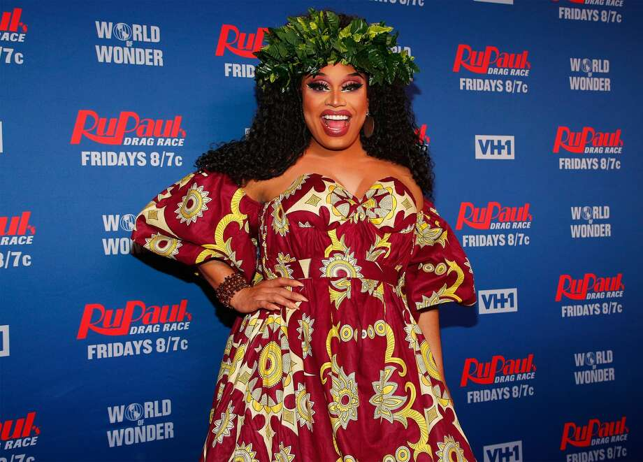 """""""RuPaul' Drag Race"""" star Brita Filter says her mom is putting her life """"on the line"""" in San Antonio during the city's coronavirus crisis. Photo: Astrid Stawiarz/Getty Images  For VH1 """"RuPaul's  / 2020 Getty Images"""