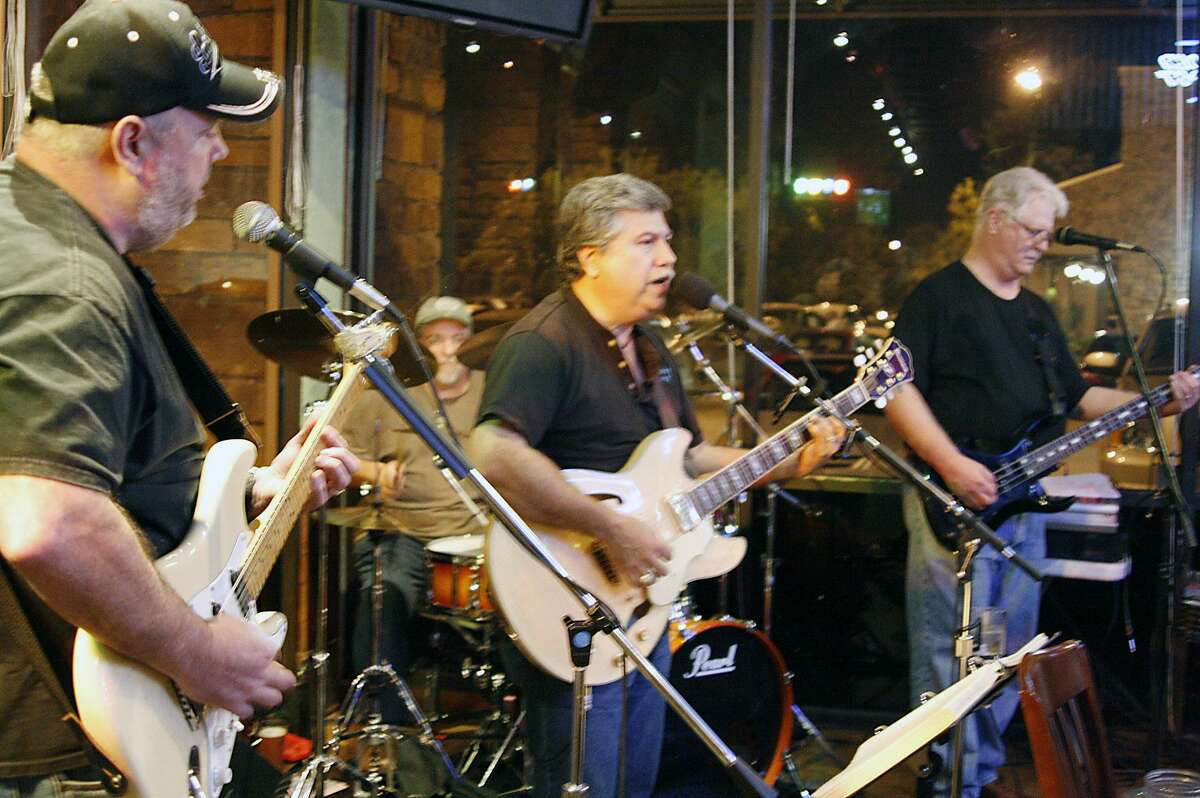 Members of Harmony Groove performed for a number of guests at Zachary's Cajun Cafe Aug. 14.