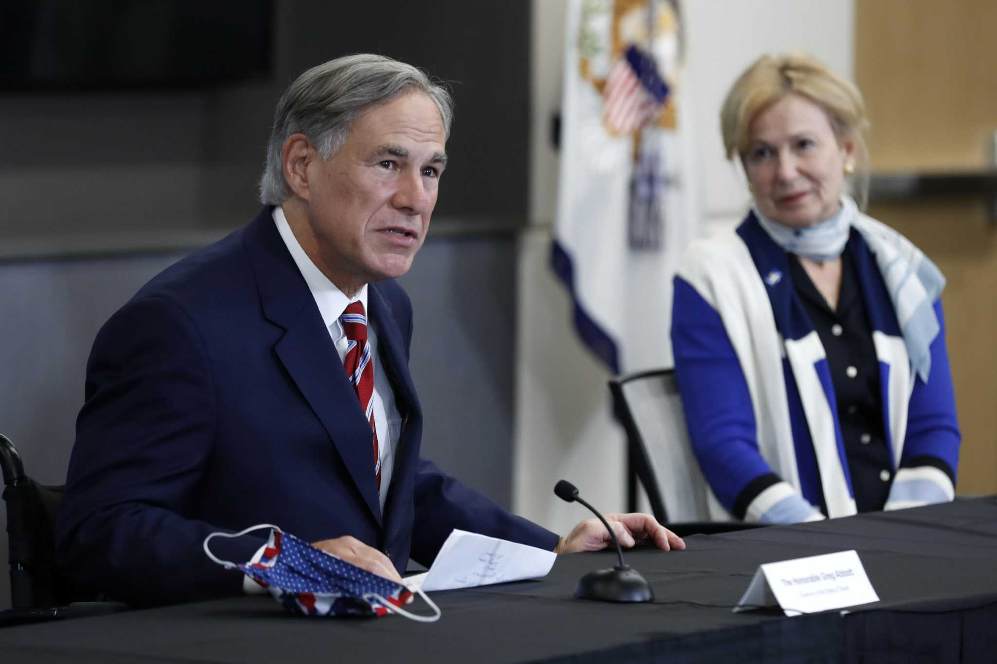 Republican committees in 8 Texas counties vote to censure Gov. Abbott over COVID response