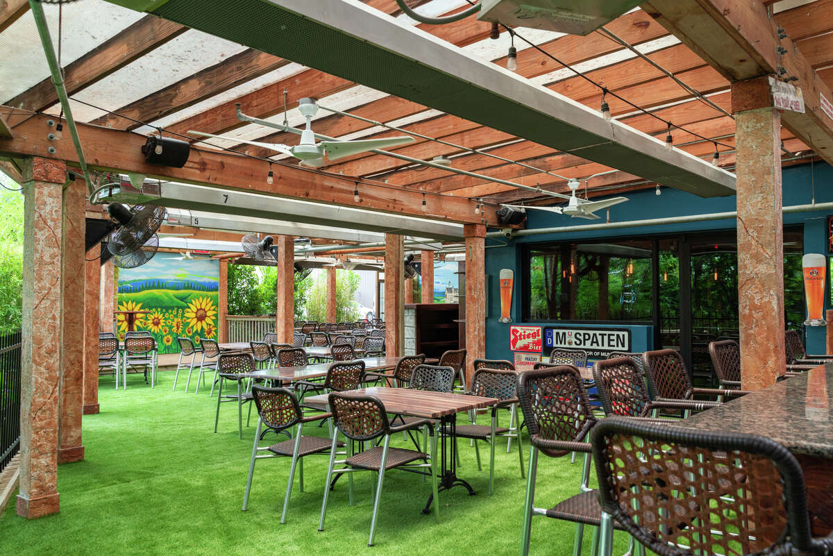 King's Biergarten in Pearland, closed since mid-March, is reopening on July 14. The restaurant has been refreshed and redesigned.