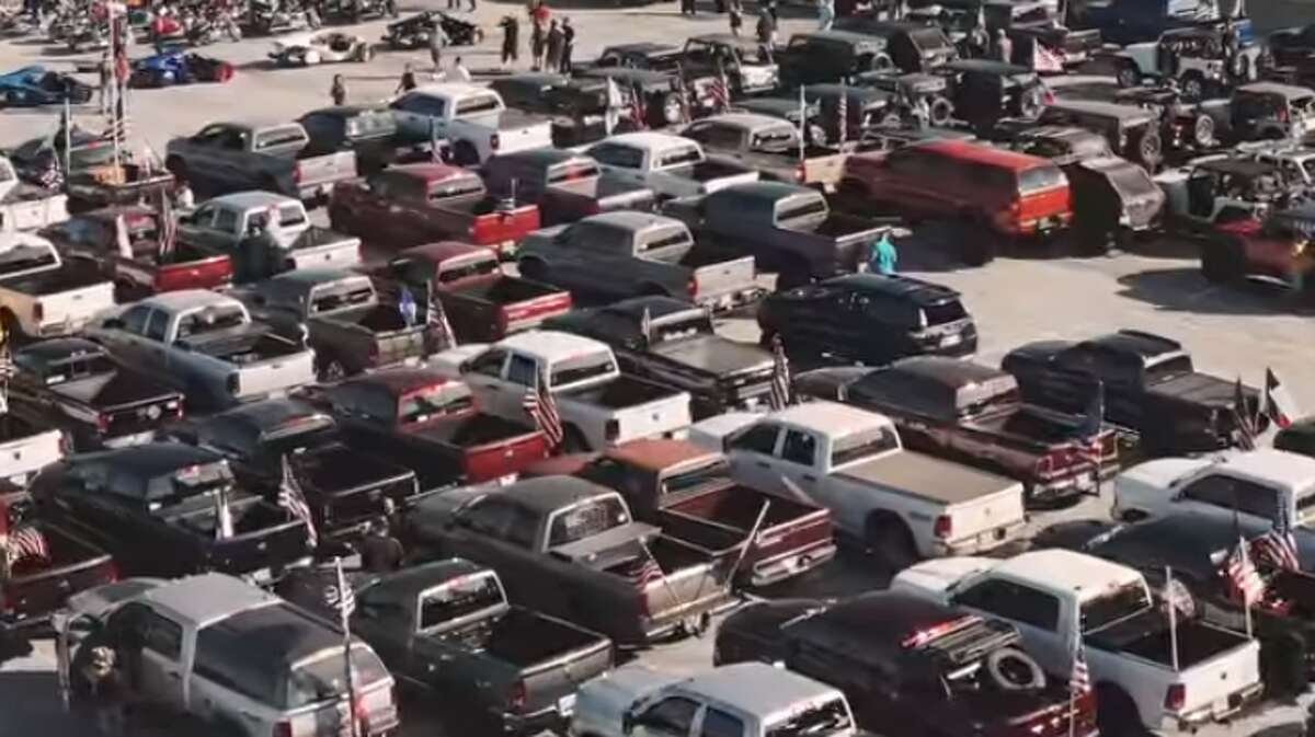 Multiple car and motorcycle groups showed up on Saturday to honor Army Specialist Vanessa Guillén with a convoy. Aerial footage captured by a San Antonio photographer showed more than a thousand people traveled as one united call for justice.