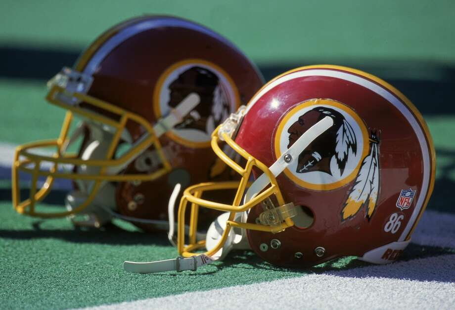 The NFL's Washington R------s announced in a tweet on July 13, 2020 that they will change the team's name. Photo: Doug Pensinger/Getty Images