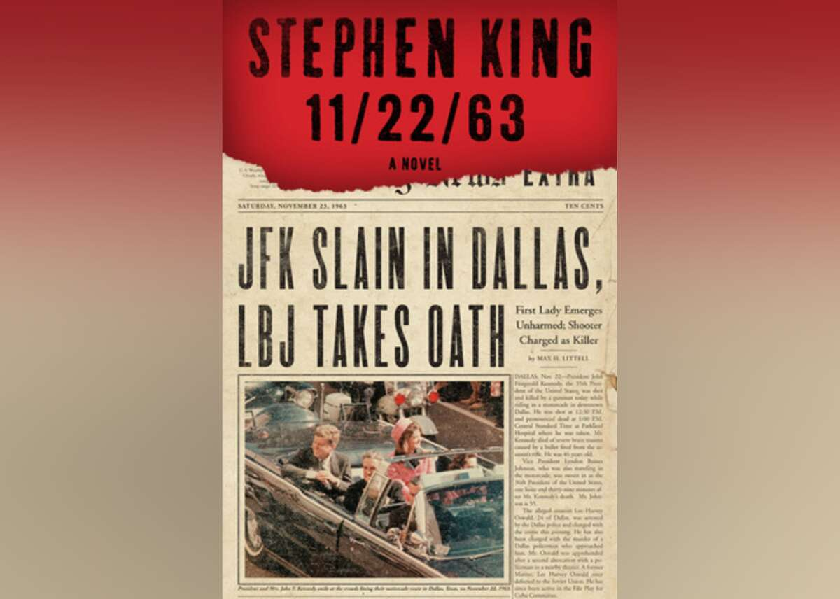 """11/22/63 - Author name: Stephen King - Date published: 2011 Though he's widely recognized as one of the best horror writers of all time, Stephen King carved out a spot for himself as one of the top thriller writers with the release of """"11/22/63."""" King's 60th book, the novel follows Jake Epping, a 35-year-old English teacher, who discovers he can time travel. Epping undertakes a mission to halt the assassination of JFK, a mission that comes with horrible consequences that, left unresolved, threaten to alter the world as it's known today."""