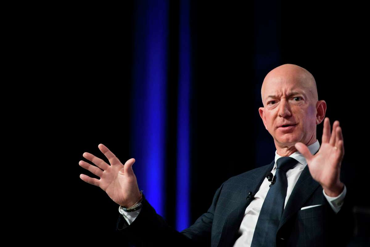 Amazon founder Jeff Bezos could be stuck in space forever if officials take this petition seriously.