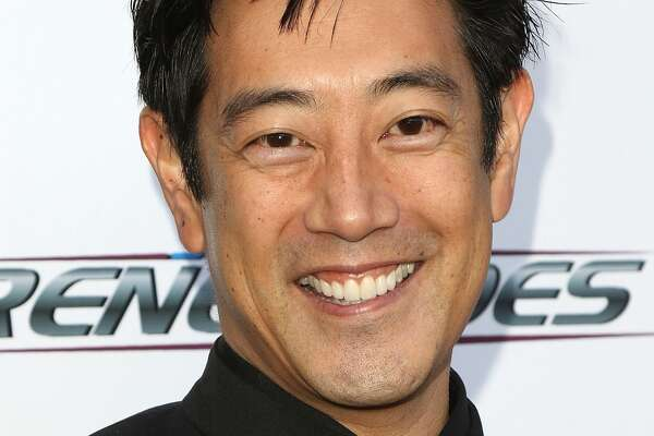 Grant Imahara attends the premiere of 'Star Trek: Renegades' at Crest Westwood on August 1, 2015 in Westwood, California.