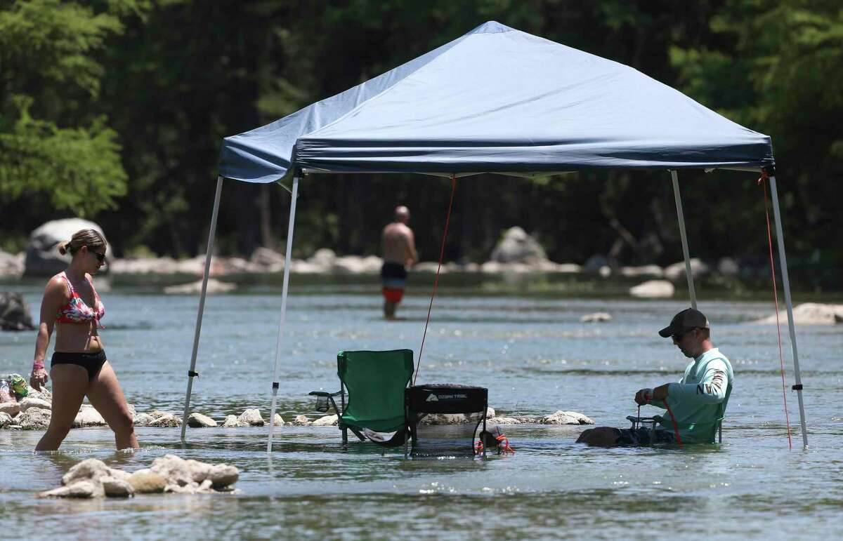 River parks in New Braunfels that have been closed since June due to the coronavirus pandemic have reopened.