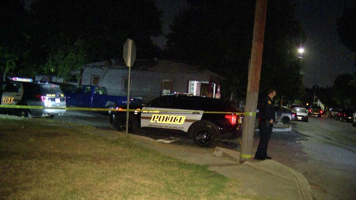 Police are searching for the person responsible for sending a young man to the hospital in critical condition after a shooting on the West Side.