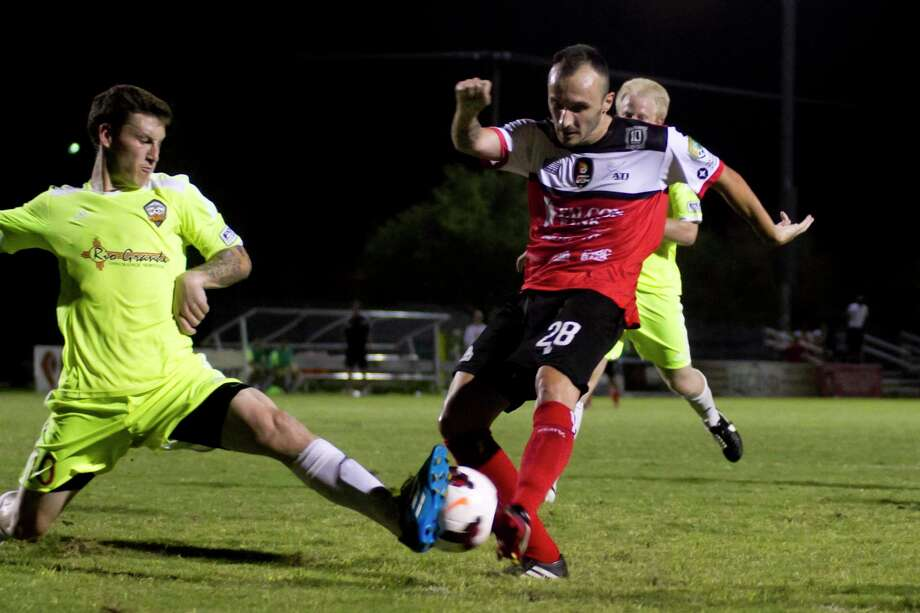 The Laredo Heat advanced all the way to the fourth round in the 2014 U.S. Open Cup. Photo: Jason Mack | Laredo Morning Times File