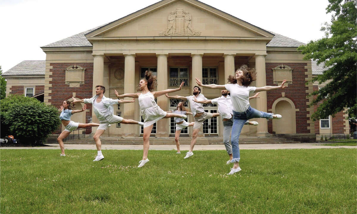 The Arts Commission will host four town halls to discuss enhancing the arts scene in Saratoga Springs, including at the Saratoga Performing Arts Center, seen here with members of  New York City Ballet.
