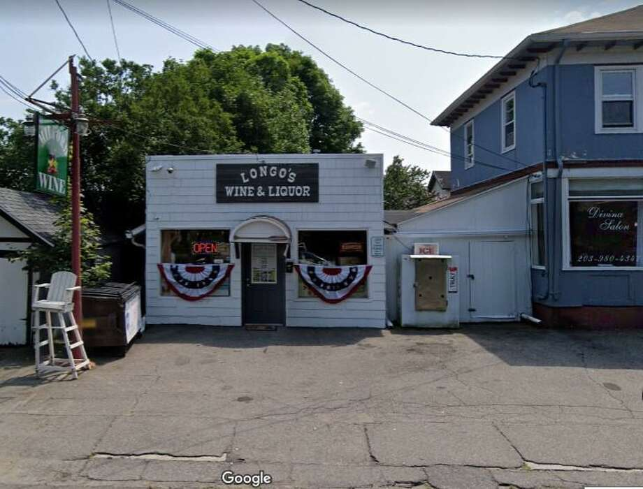 A 47-year-old West Haven woman has been arrested after being accused of breaking into a Longo's Wine and Liquor on Welches Point Road in Milford and stealing cash $2,900 worth of merchandise and causing $5,000 in damages. Photo: Google Street View Image