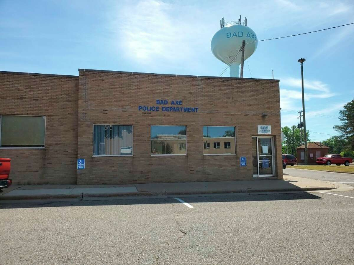 Bad Axe Police Chief David Rothe recently provided clarification regarding enforcement by the police department of the mask mandate in Bad Axe. (Scott Nunn/Huron Daily Tribune)