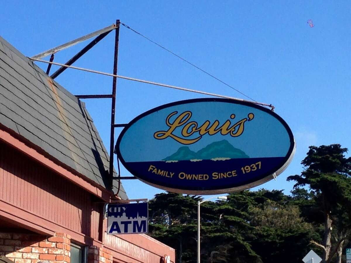 Louis' Restaurant in San Francisco is closing after 83 years in business.