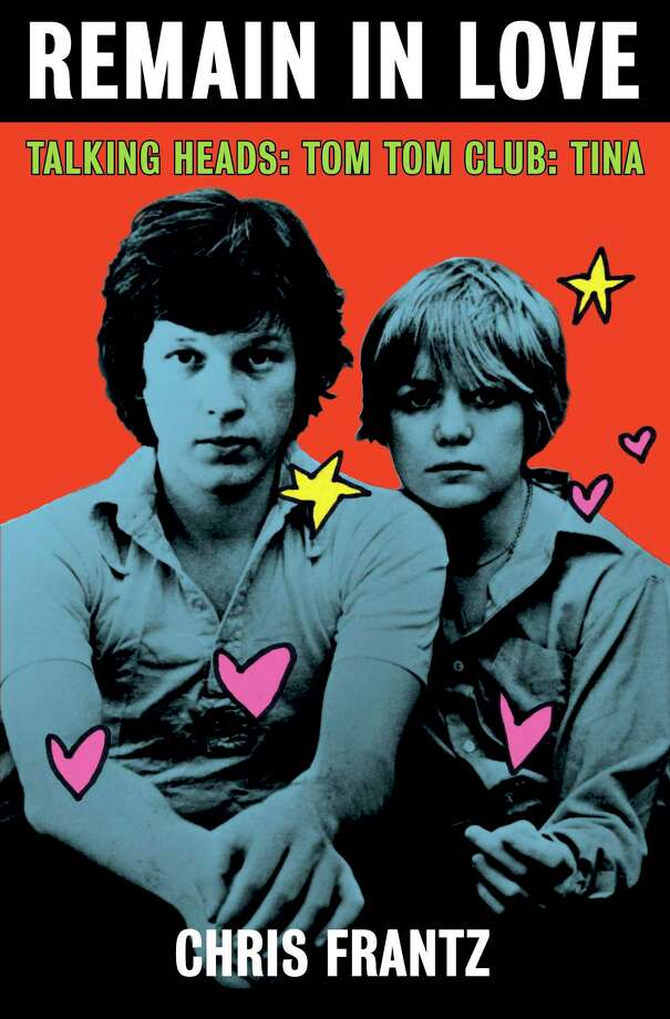 Chris Frantz will publish his book about his bands Talking Heads and the Tom Tom Club on July 23. Photo: Contributed Photo /