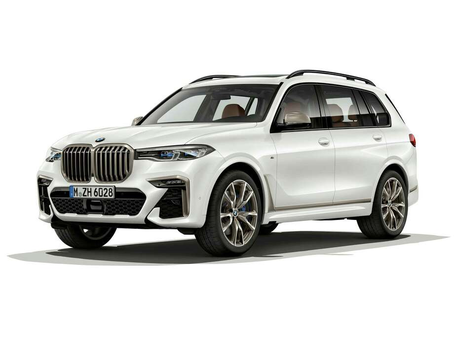 The 2020 BMW X7 M50i features a 15 mpg city and 21 mpg highway fuel economy. Photo: BMW Pressroom/ Contributed Photo