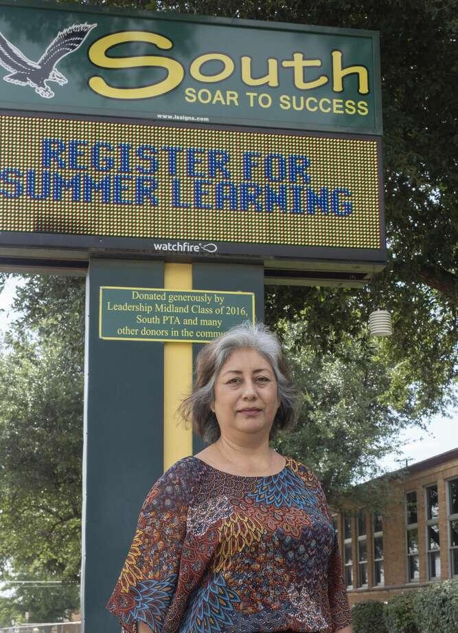Celia Garcia, South Elementary teacher. 07/14/2020 Tim Fischer/Reporter-Telegram Photo: Tim Fischer/Midland Reporter-Telegram