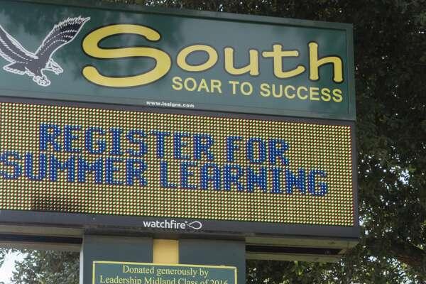 Celia Garcia, South Elementary teacher. 07/14/2020 Tim Fischer/Reporter-Telegram