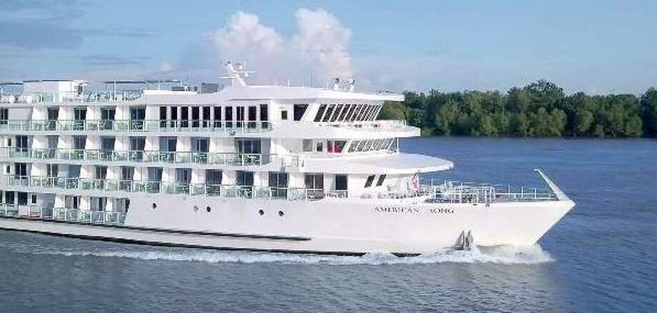 American Cruise Lines plans to resume its upper Mississippi River excursions on Aug. 20. The company said it will limit the excursions to 75 percent of passenger capacity and medical officials will be on each vessel. Pictured is the company's America boat, which plans to make six upper Mississippi River cruises between August and October.