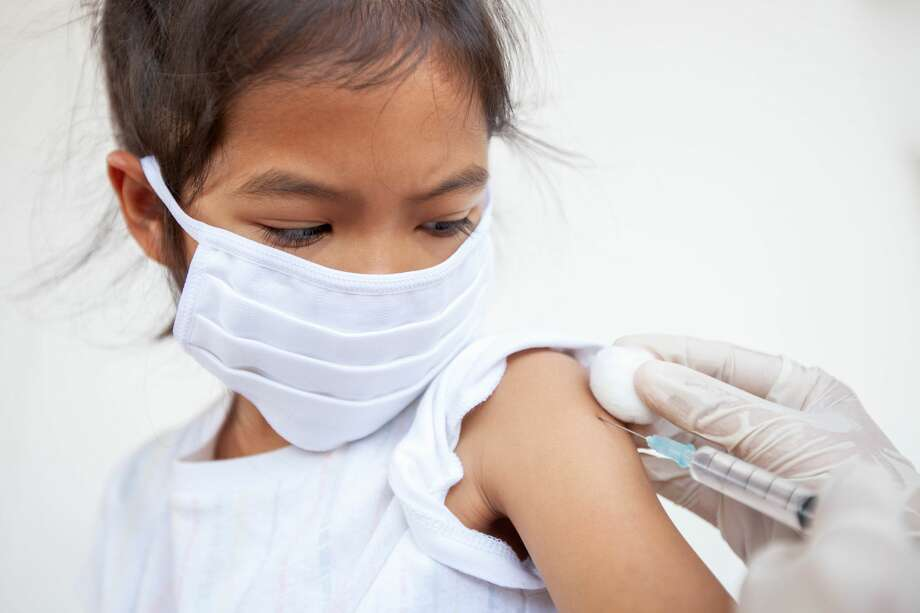The Michigan Department of Health and Human Services is urging parents to make sure their children's immunizations are up to date. (Metro Creative Graphics/File Photo) Photo: (Metro Creative Graphics/File Photo)