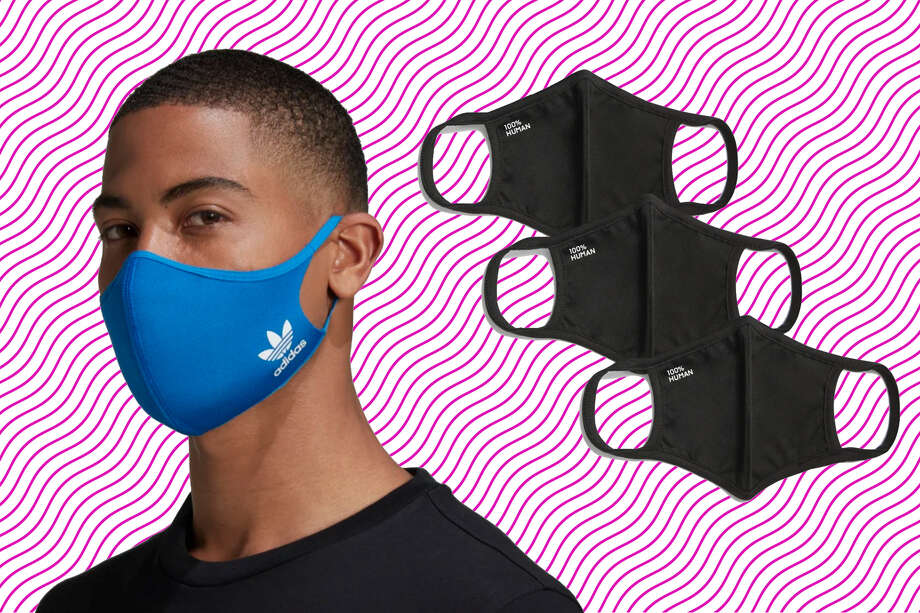 Breathable face masks for hot weather Photo: Adidas/Hearst Newspapers
