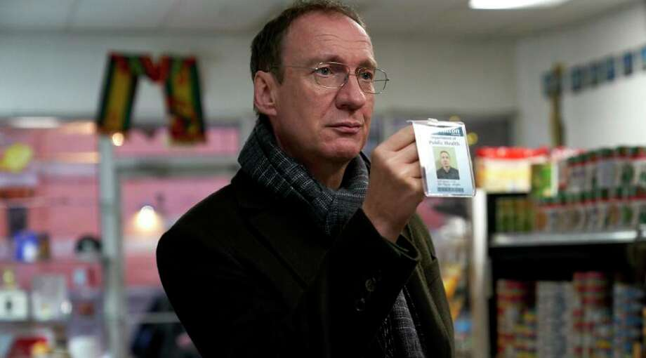 """David Thewlis stars in the new drama """"Guest of Honor."""" Photo: Kino Lorber"""